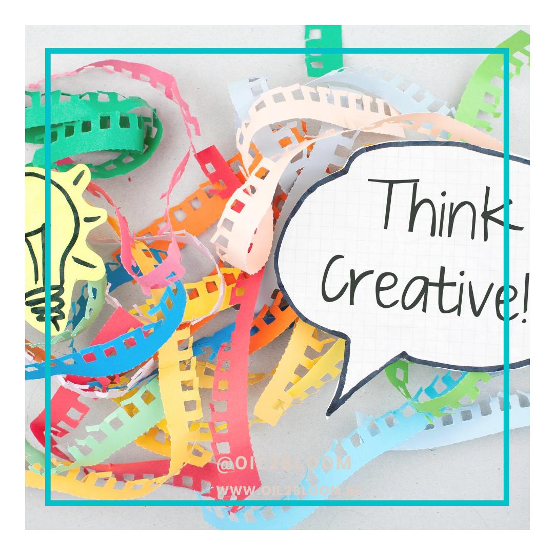 een droombord stimuleert je creatieve brein
