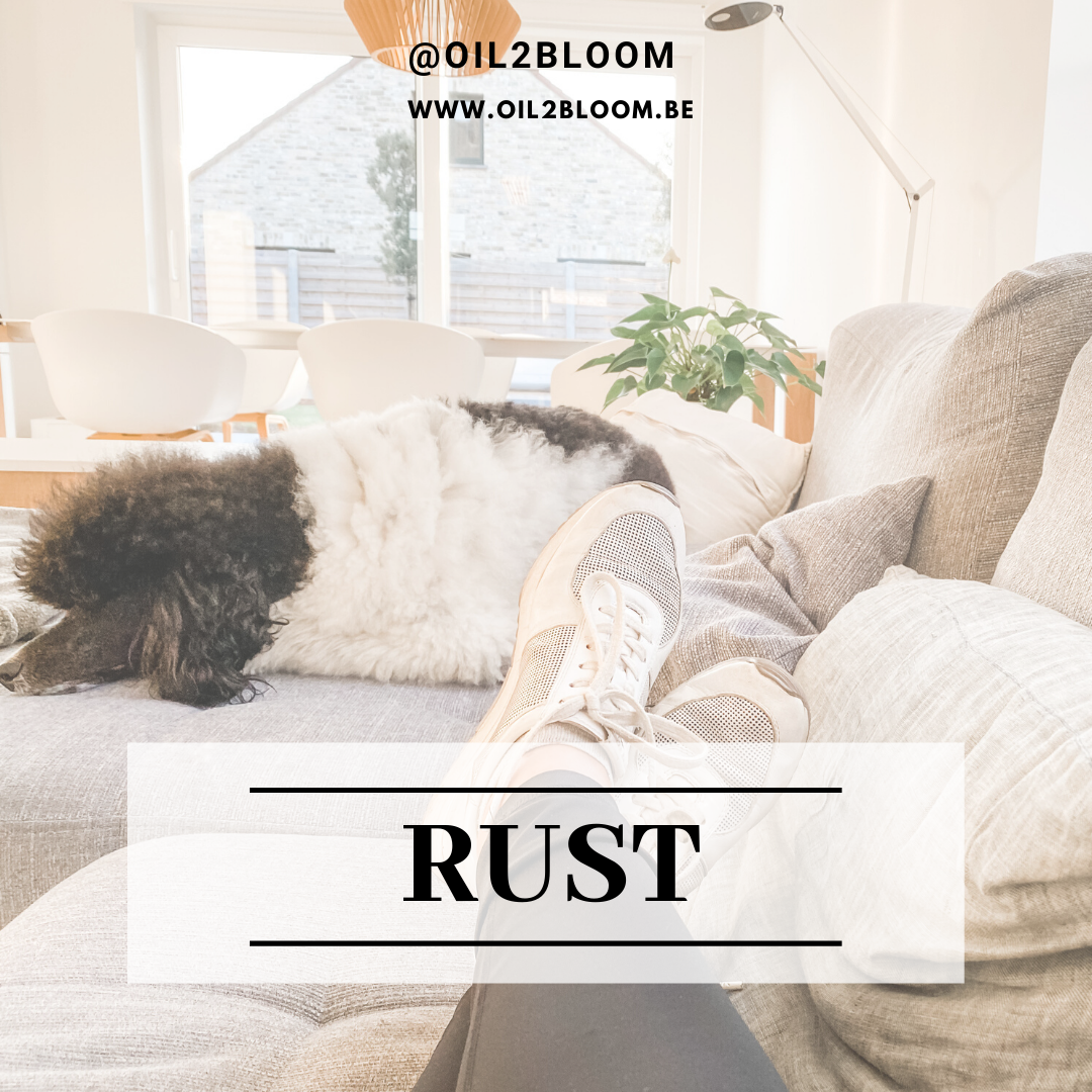 young living rust